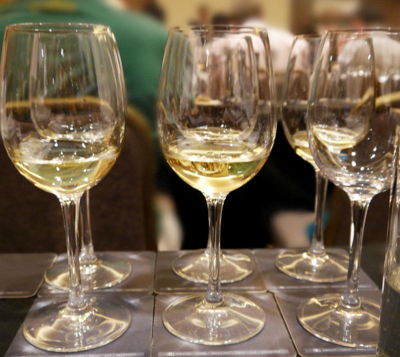 λευκά ισπανικά κρασιά - δοκιμή και γευσιγνωσία 2016