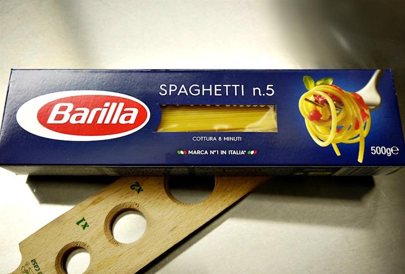 ποια ζυμαρικά με ποια σάλτσα: οδηγός για το τέλειο πάντρεμα - Spaghetti N.5 Barilla
