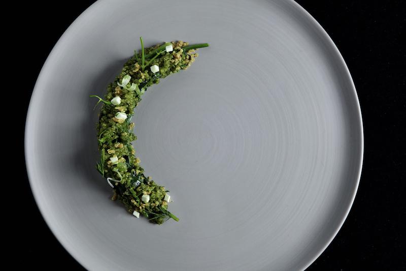 σπανακόρυζο από το Funky Gourmet