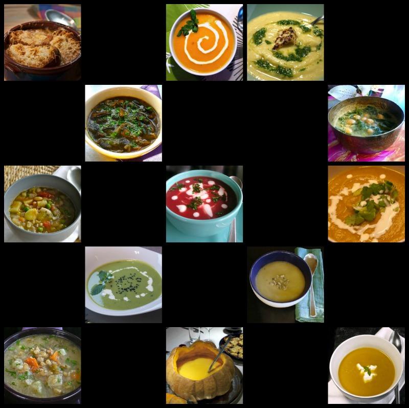 χειμωνιάτικες σούπες: το top15 που ζεσταίνει