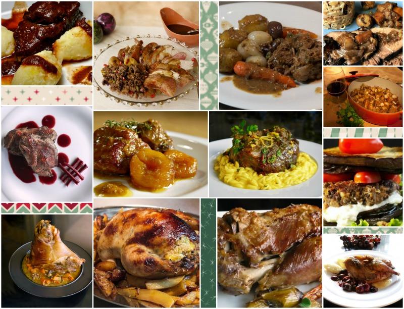 κύρια πιάτα για γιορτές: 13+1 νόστιμες προτάσεις