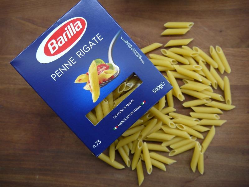 10 tips για al dente ζυμαρικά - penne rigate Barilla