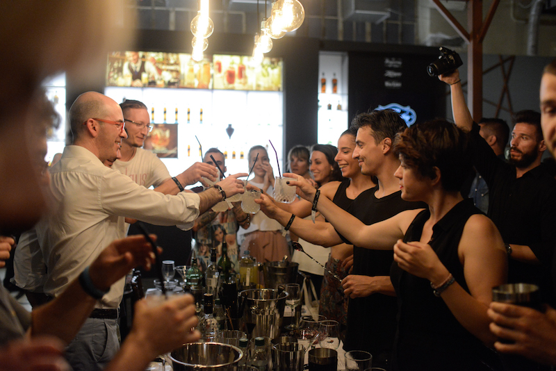 Athens Fine Drinking by World Class, 18-21 Μαΐου 2017