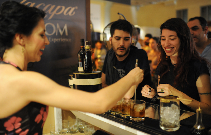 Athens Fine Drinking by World Class