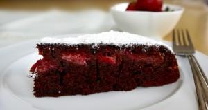 κέικ στο τηγάνι