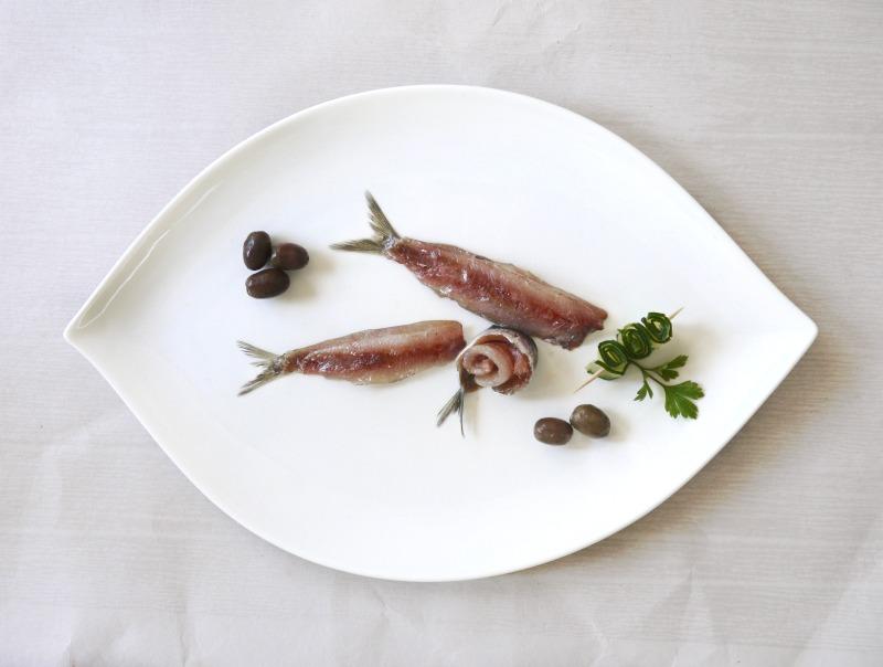 παστές σαρδέλες - συνταγή Λέσβου