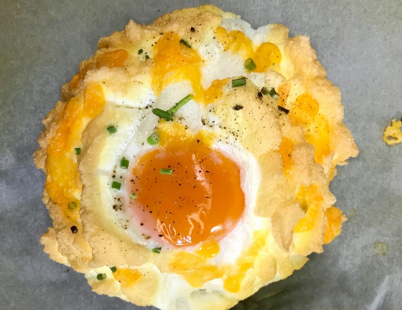 αυγά σύννεφα