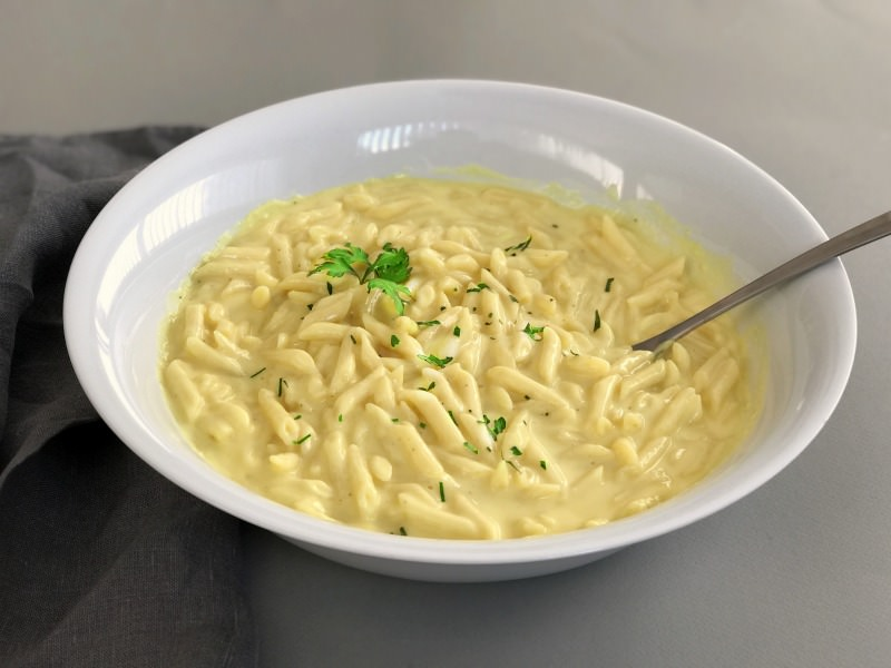 mac and cheese (μακαρόνια με τυριά))