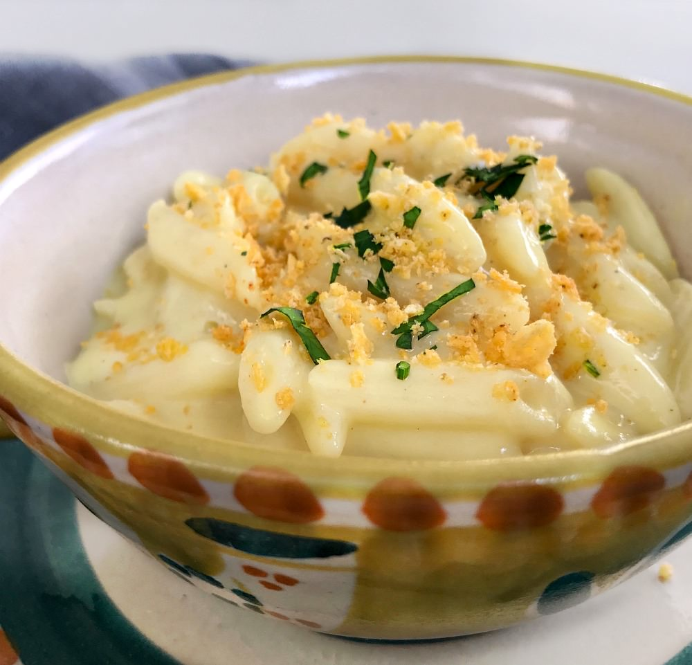 mac and cheese - σούπερ κρεμώδη μακαρόνια με τυριά