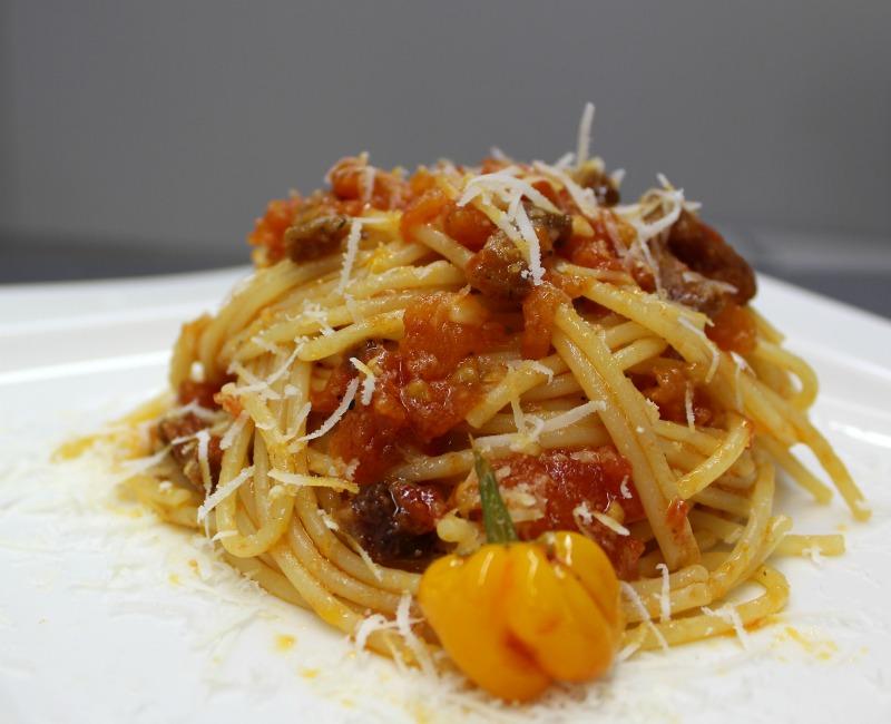 Pandespani Pasta Top 10 - αματριτσιάνα