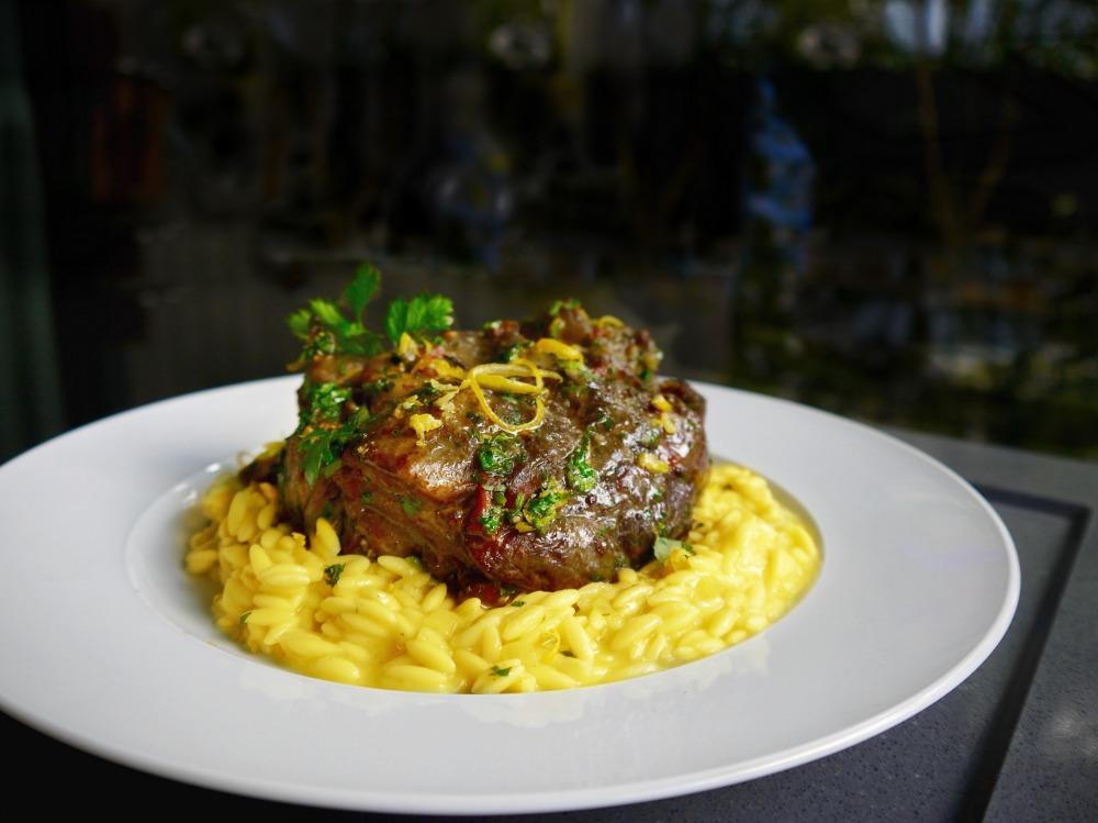Pandespani Pasta Top 10 - οσομπούκο μιλανέζε