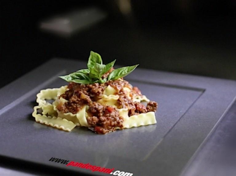Pandespani Pasta Top 10 - μακαρόνια μπολονέζ