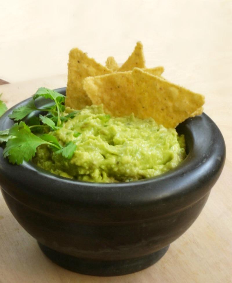 αυθεντικό μεξικάνικο γουακαμόλε - εξαιρετικά απλή συνταγή