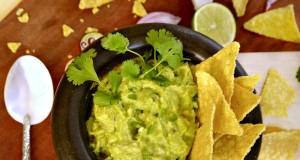 αυθεντικό μεξικάνικο γουακαμόλε