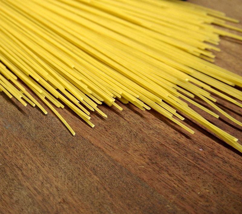 spaghettini n.3 barilla - μακαρόνια με χαβιάρι
