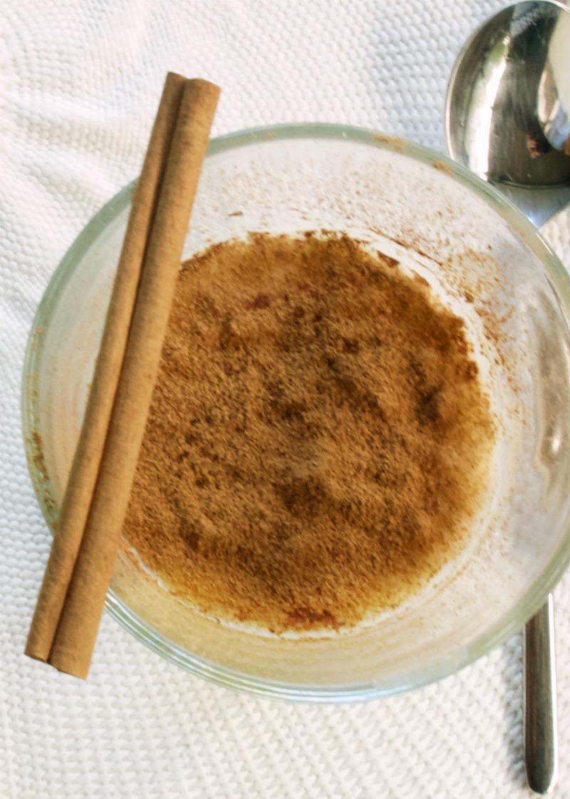 αρωματικό ρυζόγαλο με κάρδαμο και κανέλα