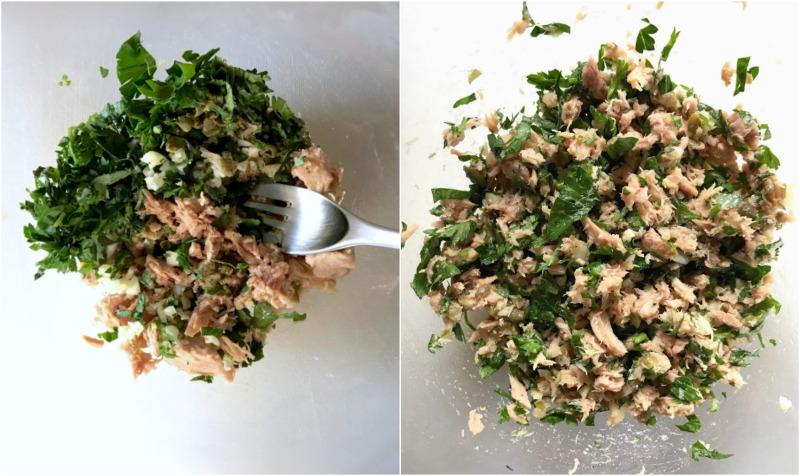 σάλτσα τόνου για μακαρόνια