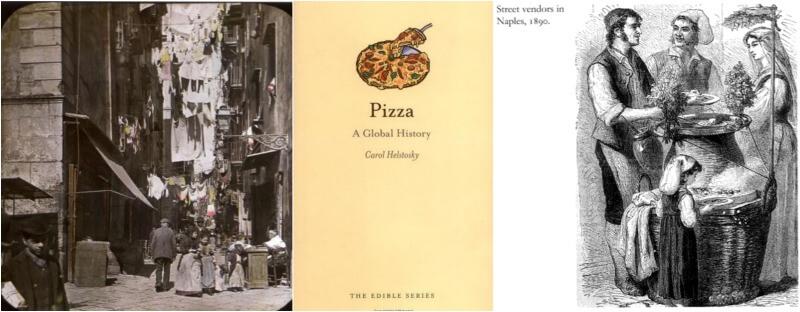 πίτσα - ιστορία μέρος β': όνομα, συγγενείς, πρώτα υλικά