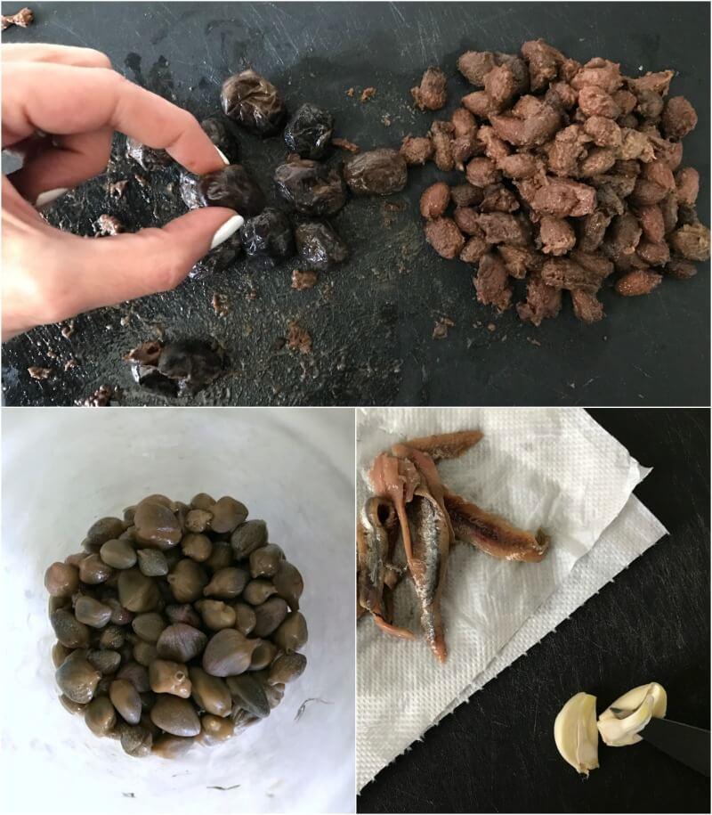 ταπενάντ - η πάστα μαύρης ελιάς εκ Προβηγκίας
