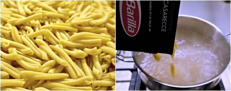ζυμαρικά με σάλτσα λουκάνικου – pasta alla norcina