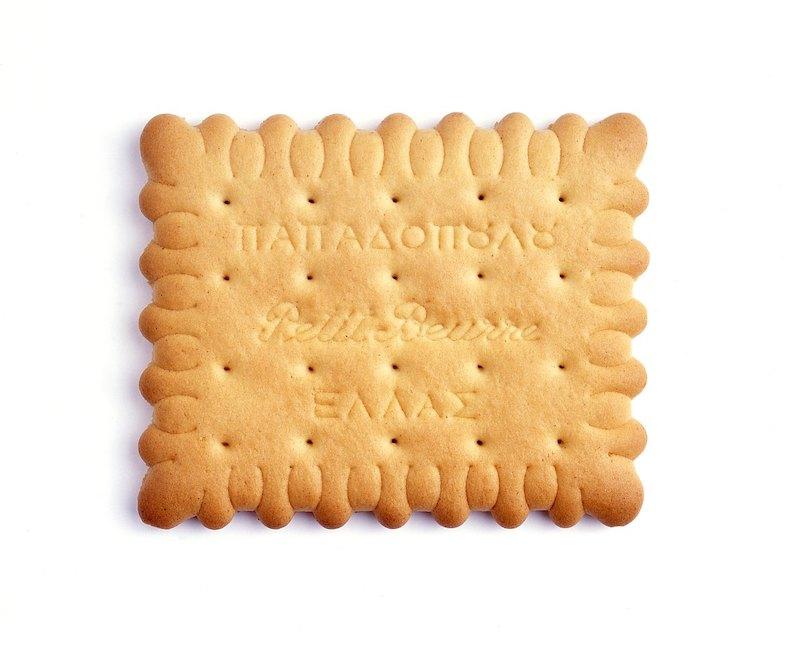Μπισκότα - ιστορία, Πτι-μπερ Παπαδοπούλου