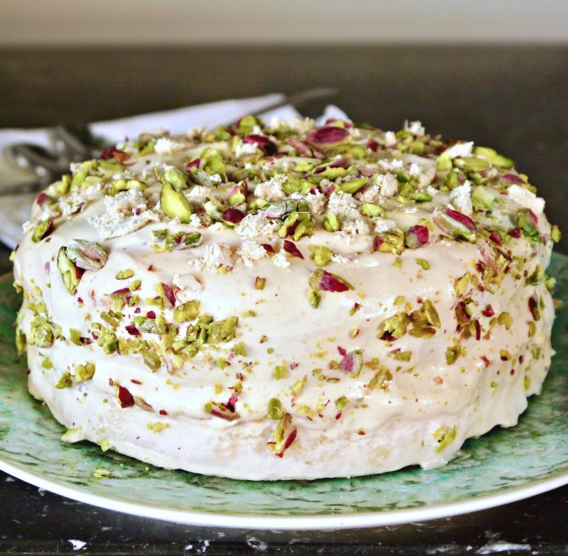 τούρτα χαλβά νηστίσιμη - κομψή γεύση & vegan