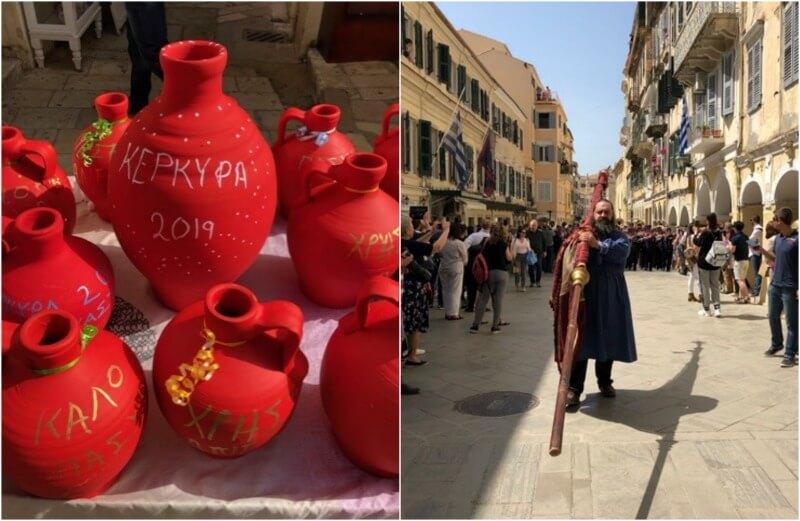 Κέρκυρα: βόλτα στις νοστιμιές της ωραίας πόλης