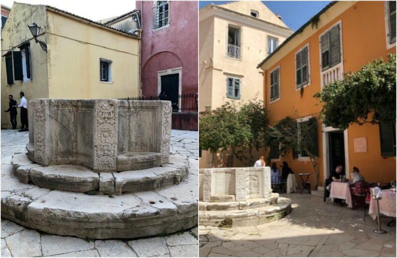 Κέρκυρα - Venetian Well