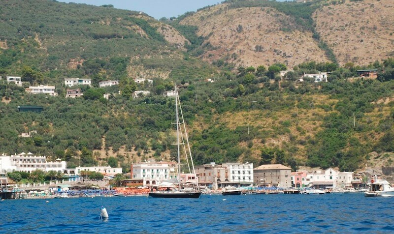Nerano, Marina del Cantone
