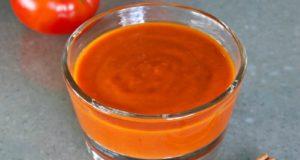 Σπιτική, καλοκαιρινή σάλτσα ντομάτας
