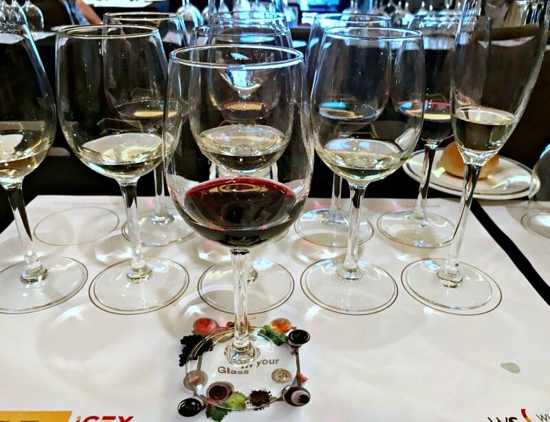 Δοκιμή 10 ισπανικών κρασιών