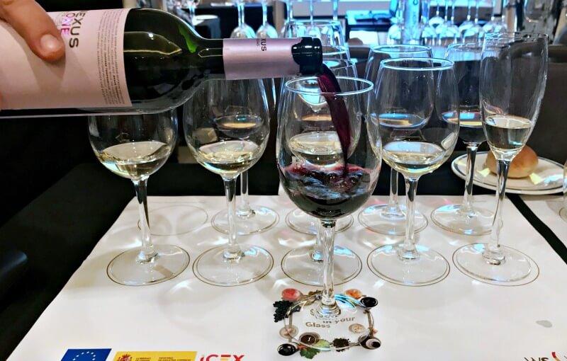 ισπανικό κρασί: Nexus One, 2017