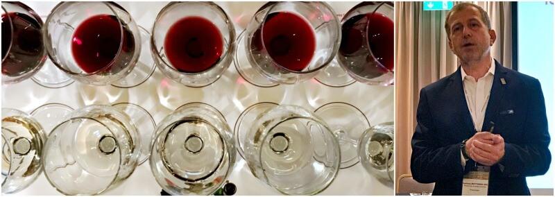 Τα ισπανικά κρασιά της δοκιμής παρουσίασε ο Ανδρέας Ματθίδης