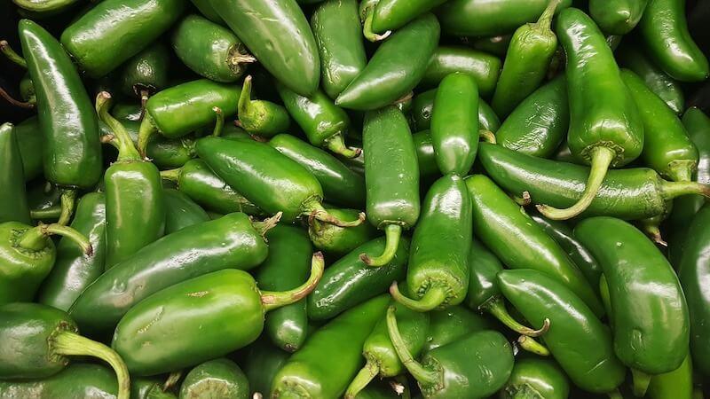 πιπεριές jalapenos (χαλαπένιο)