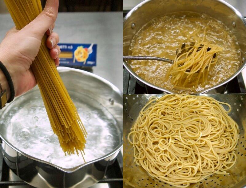 Ολικής άλεσης Spaghettii No5 Barilla