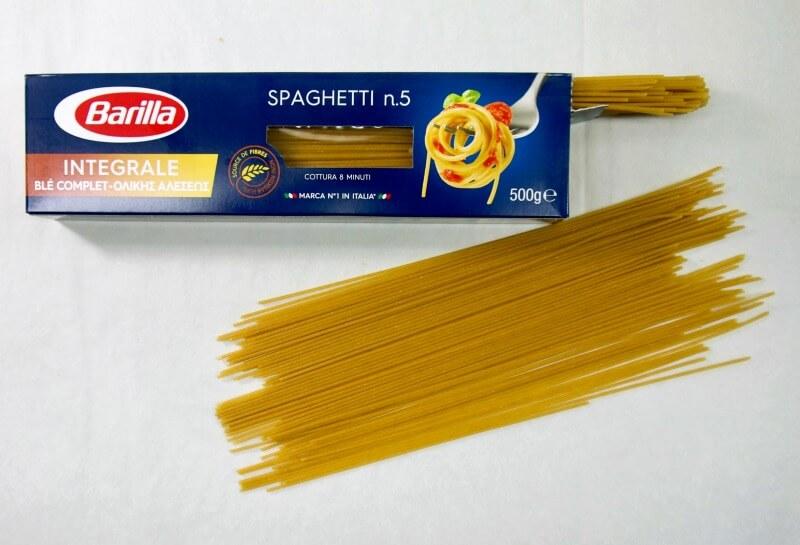 Ολικής άλεσης Spaghettii No5 Integrale Barilla
