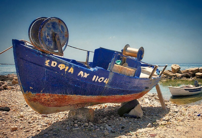 Σοφία Λ.Χ. βάρκα