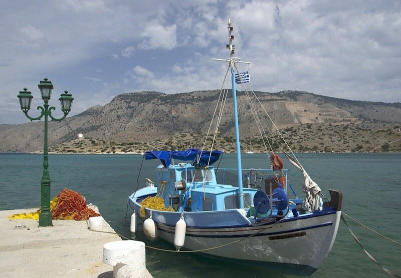 αλιευτικό σκάφος - παράκτια αλιεία μικρής κλίμακας