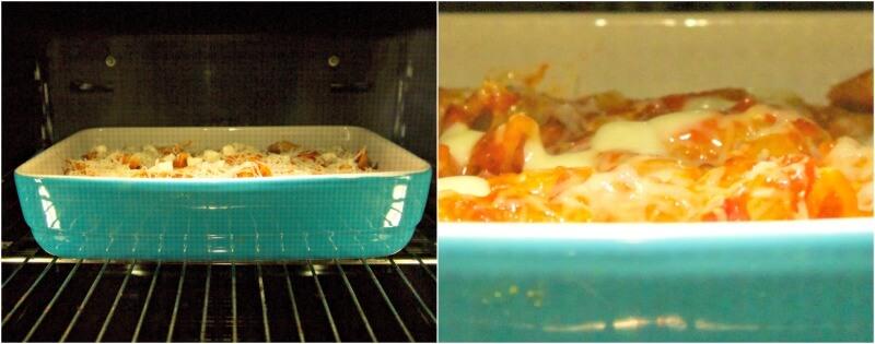 Ζυμαρικά με σάλτσα ντομάτας, μοτσαρέλα και βασιλικό