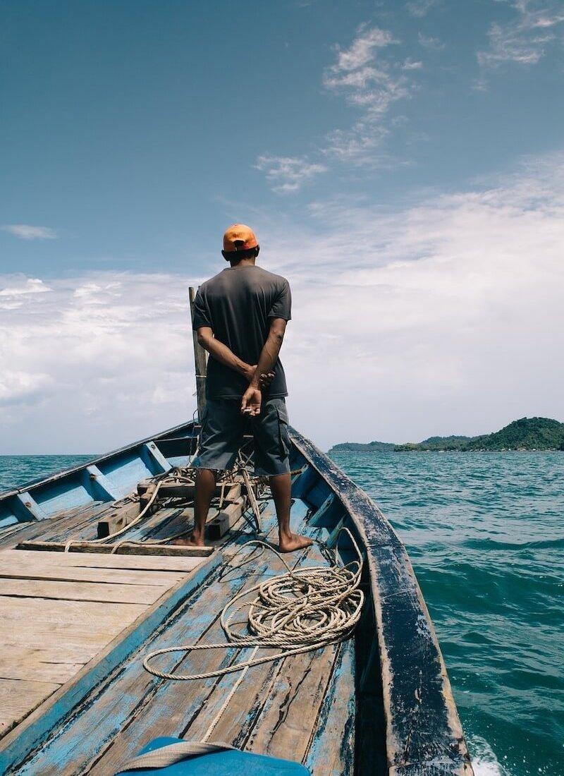 Ψάρεμα - ψαράς