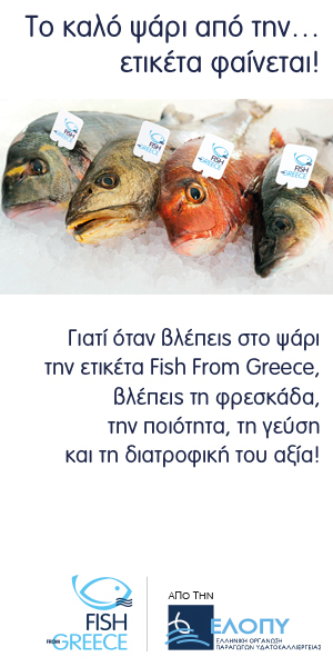 Fish from Greece