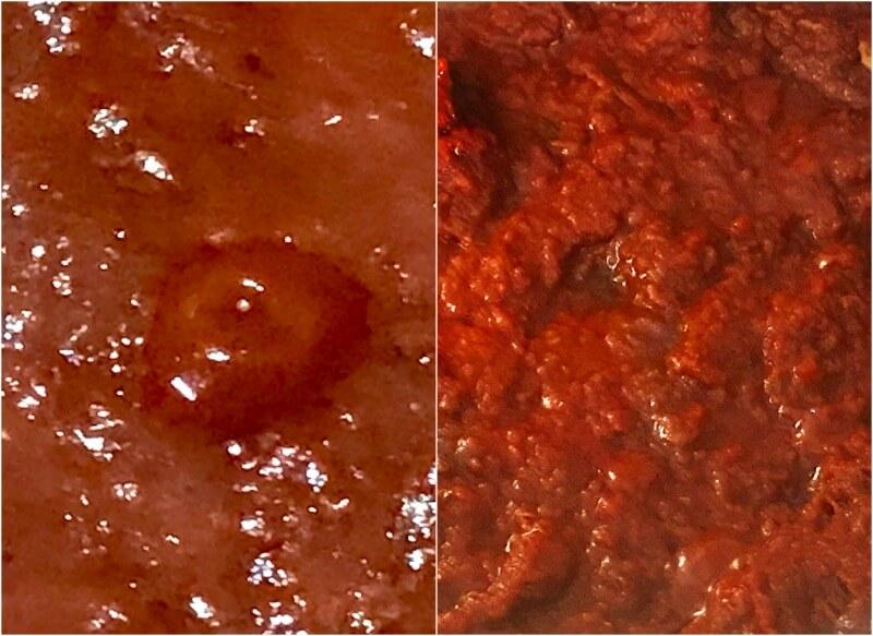 κόκκινη σάλτσα κρέατος για μακαρόνια - μοσχάρι και χοιρινό κρέας ραγού για μακαρόνια - ιταλική συνταγή