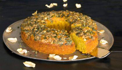 Κέικ με κολοκύθα - γλυκά αρώματα συν 3 παραλλαγές