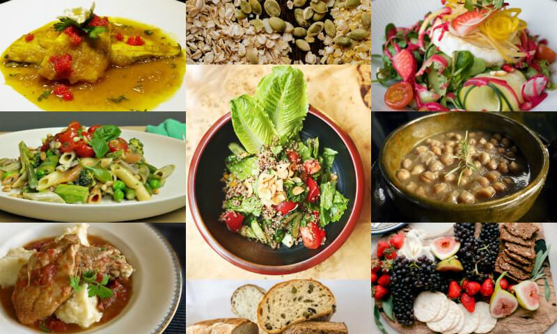 ελληνική μεσογειακή διατροφή