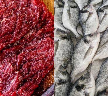Μεσογειακή διατροφή: ψάρι vs. κρέας - ποιο είναι καλύτερο;
