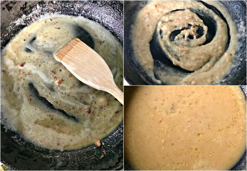 λεμονάτη σάλτσα βήμα βήμα - άσπρη σάλτσα λεμονιού