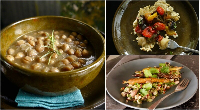 Πάσχα χωρίς κρέας για το χορτοφαγικό τραπέζι: ρεβιθάδα Σίφνου, μπριάμ, οσπριάδα