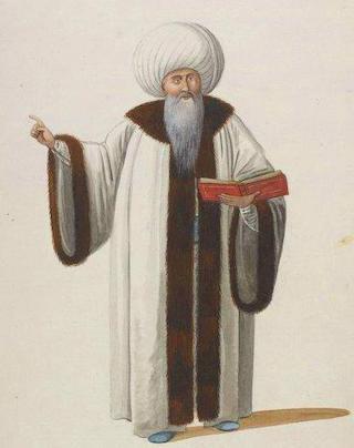 Ιμάμης, 18ος αι.,Εθνική Βιβλιοθήκη Γαλλίας (c) wiki