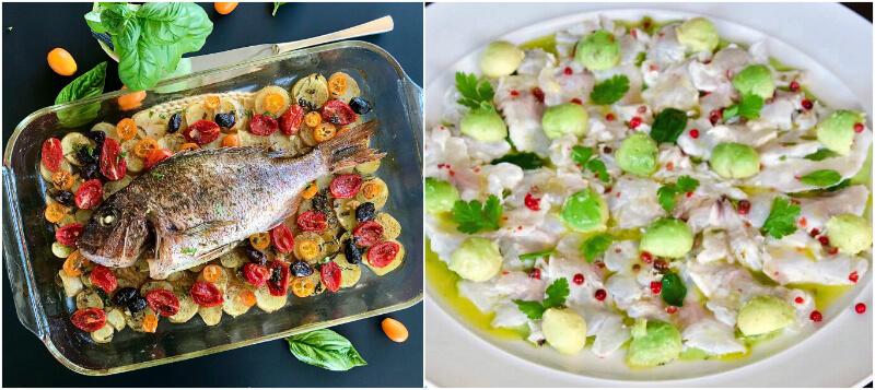 Ψημένο ψάρι ή ωμό; Διατροφική αξία