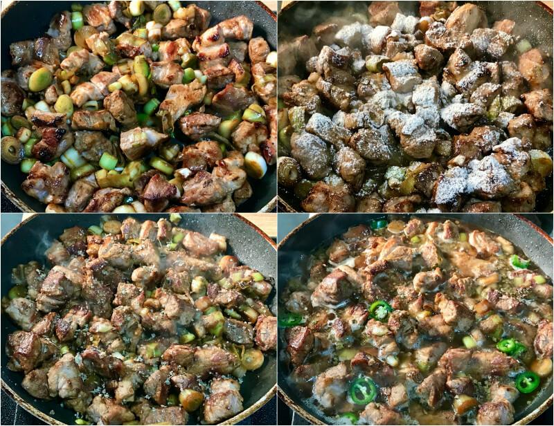 Πρασοτηγανιά βήμα βήμα: σιγανό μαγείρεμα